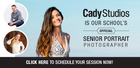 Senior Portraits for the Class of 2019