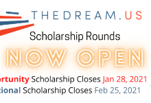 [image: TheDream.US Scholarship]
